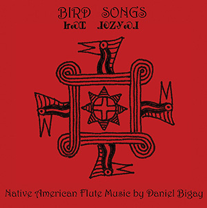 Bird Songs CD.